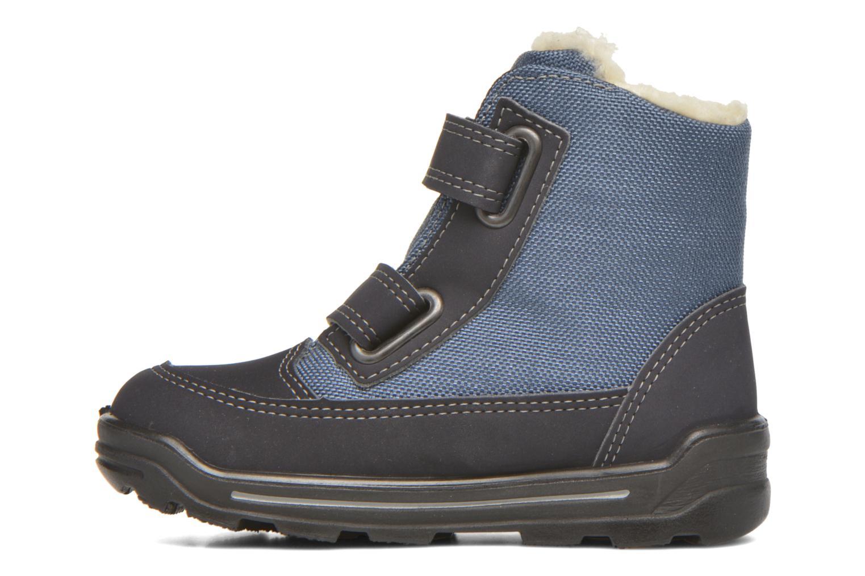 Bottines et boots PEPINO Foxy Bleu vue face