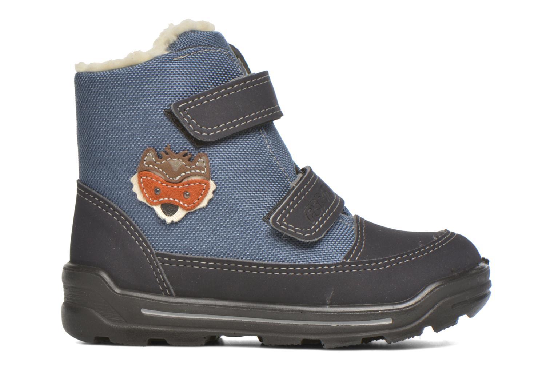 Bottines et boots PEPINO Foxy Bleu vue derrière
