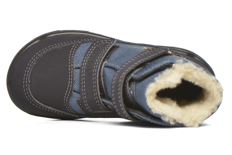 Bottines et boots PEPINO Foxy Bleu vue gauche