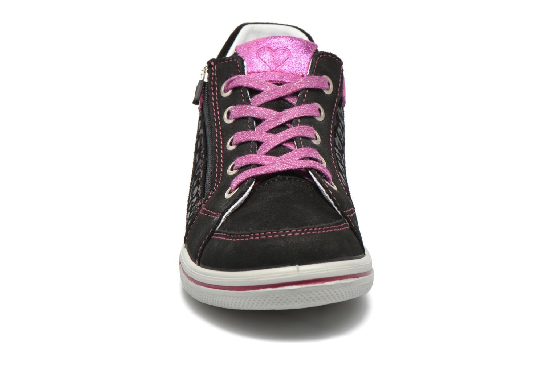 Baskets Ricosta Penny 2 Noir vue portées chaussures