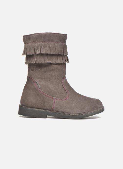Boots & wellies Ricosta Dascha Grey back view