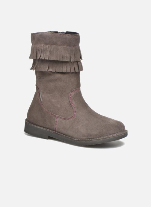 Boots & wellies Ricosta Dascha Grey detailed view/ Pair view