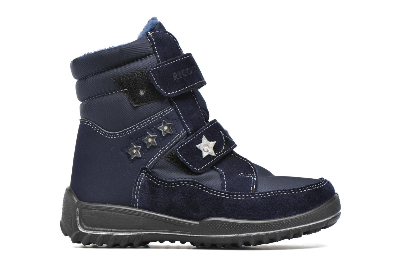 Boots & wellies Ricosta Sakura Blue back view