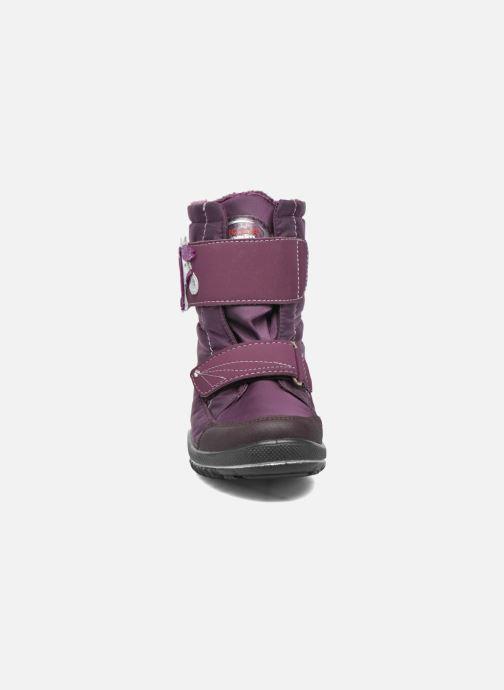 Støvler & gummistøvler Ricosta Garei-tex Lilla se skoene på