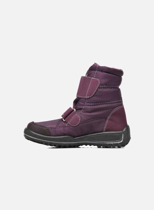Støvler & gummistøvler Ricosta Garei-tex Lilla se forfra