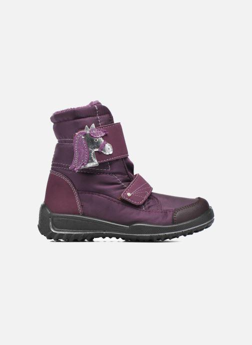 Boots & wellies Ricosta Garei-tex Purple back view