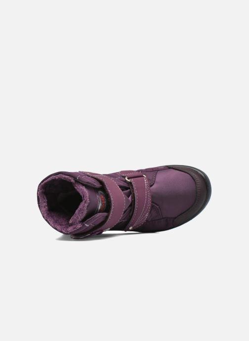 Støvler & gummistøvler Ricosta Garei-tex Lilla se fra venstre