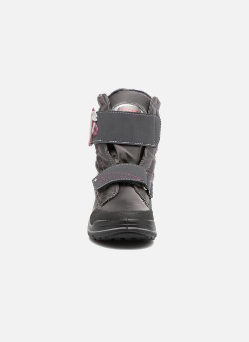 Bottes Ricosta Garei-tex Gris vue portées chaussures