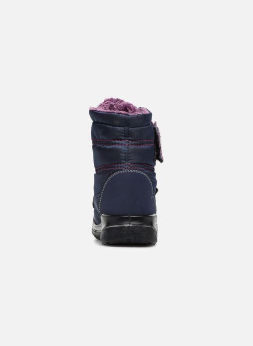Stiefel Ricosta Garei-tex blau ansicht von rechts