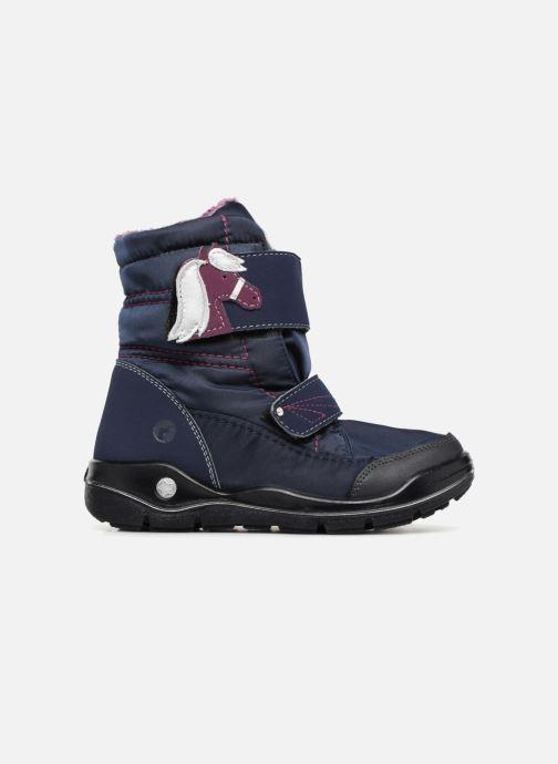 Boots & wellies Ricosta Garei-tex Blue back view