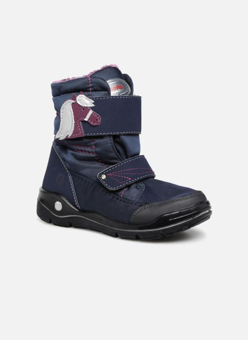 Boots & wellies Ricosta Garei-tex Blue detailed view/ Pair view
