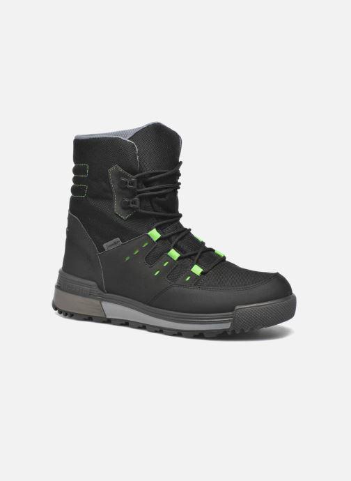 Ankelstøvler Ricosta Rax Sort detaljeret billede af skoene