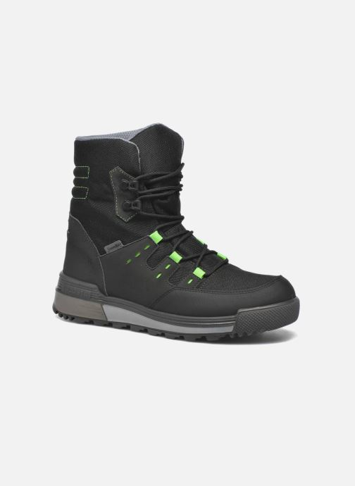 Ankle boots Ricosta Rax Black detailed view/ Pair view