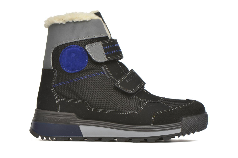 Bottines et boots Ricosta Kiehn Noir vue derrière