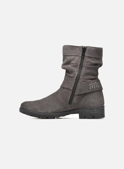 Støvler & gummistøvler Ricosta Raquel Grå se forfra