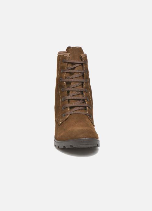 Ankelstøvler Ricosta Disera-tex Brun se skoene på