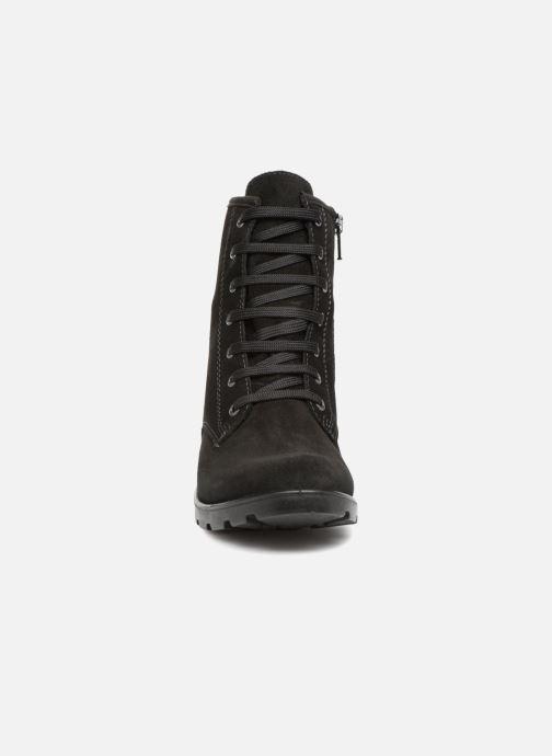 Bottines et boots Ricosta Disera-tex Noir vue portées chaussures