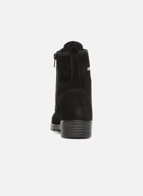 Bottines et boots Ricosta Disera-tex Noir vue droite