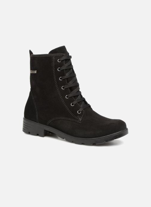 Bottines et boots Ricosta Disera-tex Noir vue détail/paire