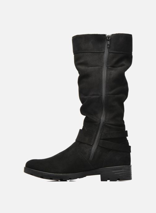Boots & wellies Ricosta Riana-tex Black front view