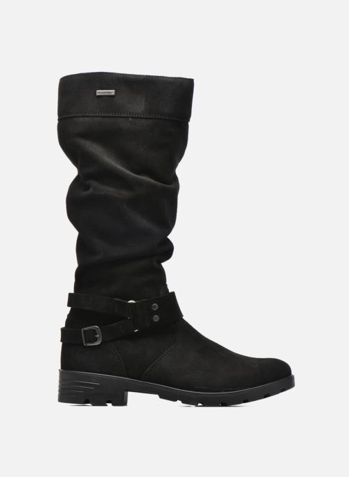 Boots & wellies Ricosta Riana-tex Black back view