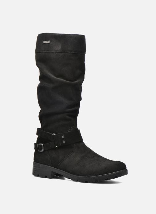 Støvler & gummistøvler Ricosta Riana-tex Sort detaljeret billede af skoene