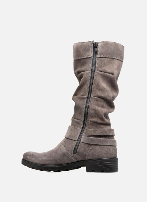Boots & wellies Ricosta Riana-tex Beige front view