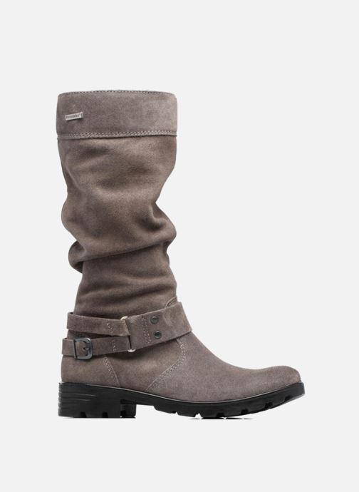 Boots & wellies Ricosta Riana-tex Beige back view
