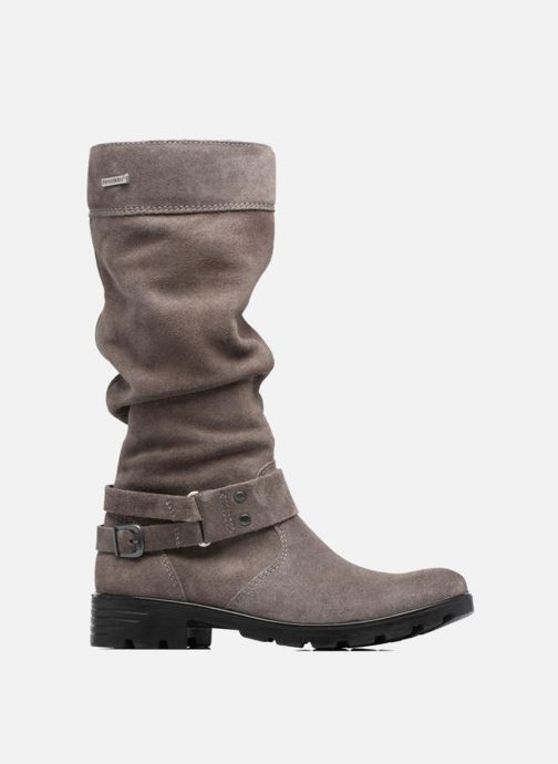 Boots & wellies Ricosta Riana-tex Beige back view