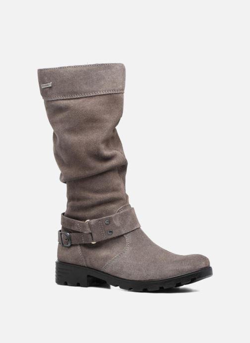 Boots & wellies Ricosta Riana-tex Beige detailed view/ Pair view