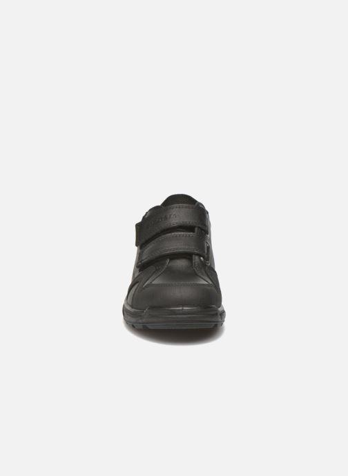 Velcro shoes Ricosta Tamo Black model view