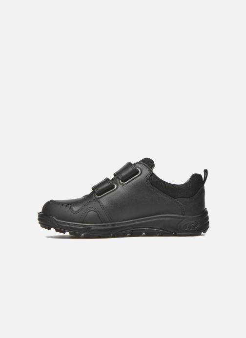 Velcro shoes Ricosta Tamo Black front view