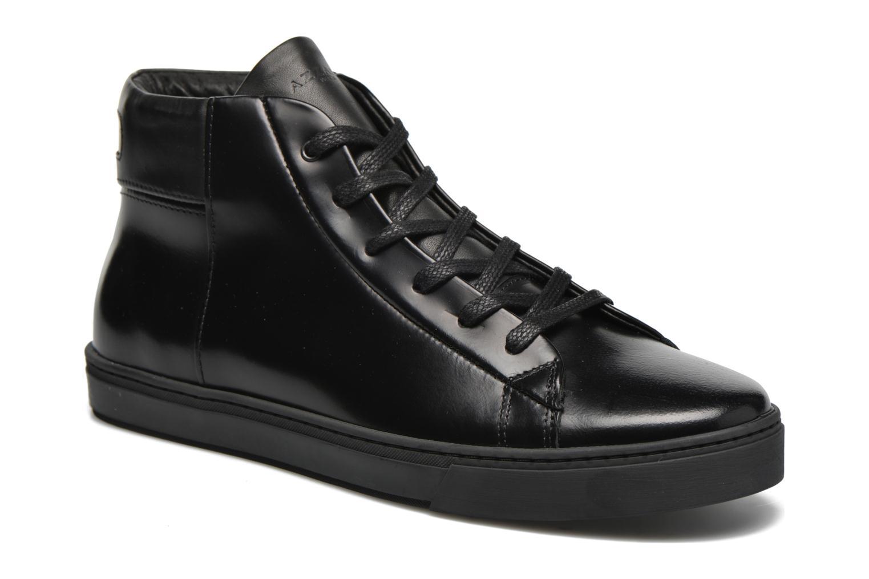 Sneakers Azzaro Brifa Zwart detail