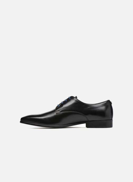 Zapatos con cordones Azzaro Jory Negro vista de frente