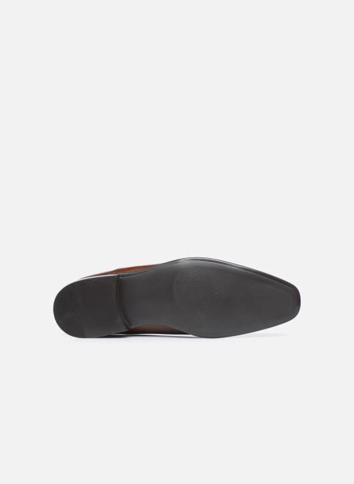 Scarpe con lacci Azzaro Nobodar Marrone immagine dall'alto