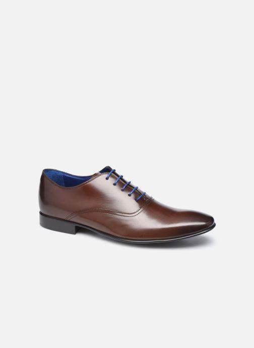 Zapatos con cordones Azzaro Nobodar Marrón vista de detalle / par