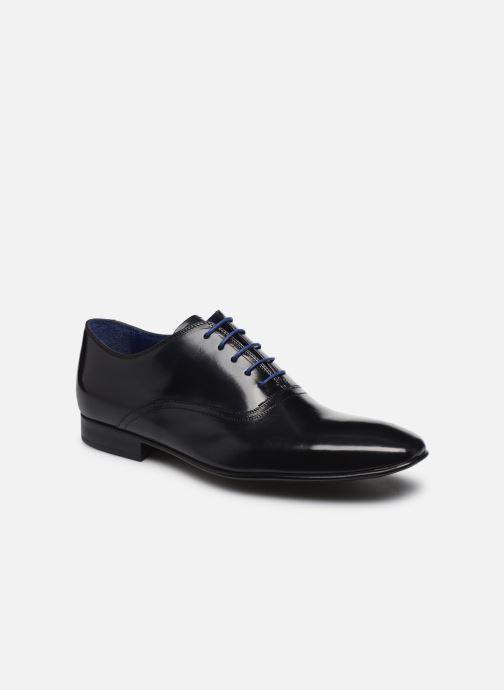 Zapatos con cordones Azzaro Nobodar Azul vista de detalle / par