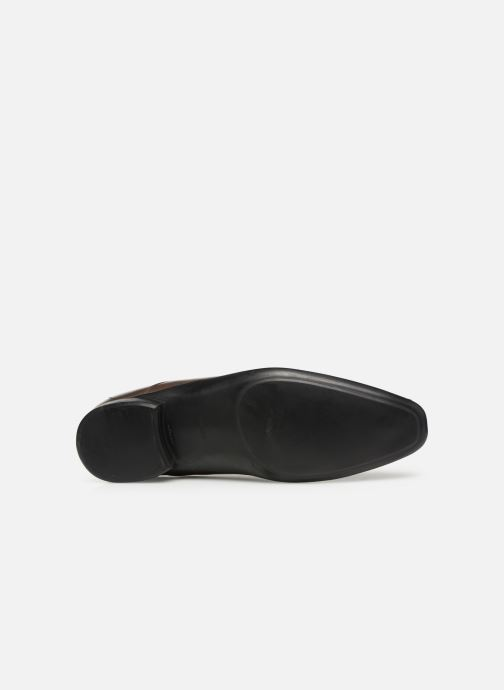 Lace-up shoes Azzaro Outino Brown view from above