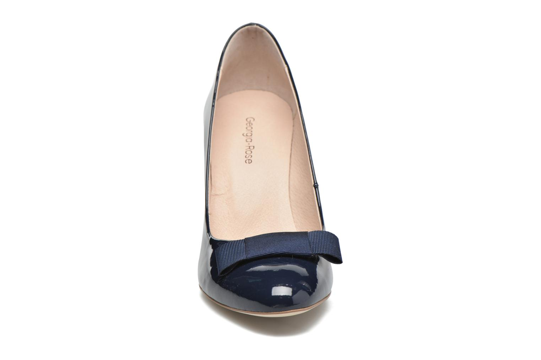 Escarpins Georgia Rose Toumtoum Bleu vue portées chaussures