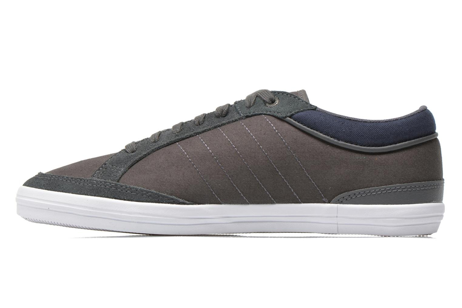 Trainers Le Coq Sportif Feretcraft Twill Cvs Grey front view