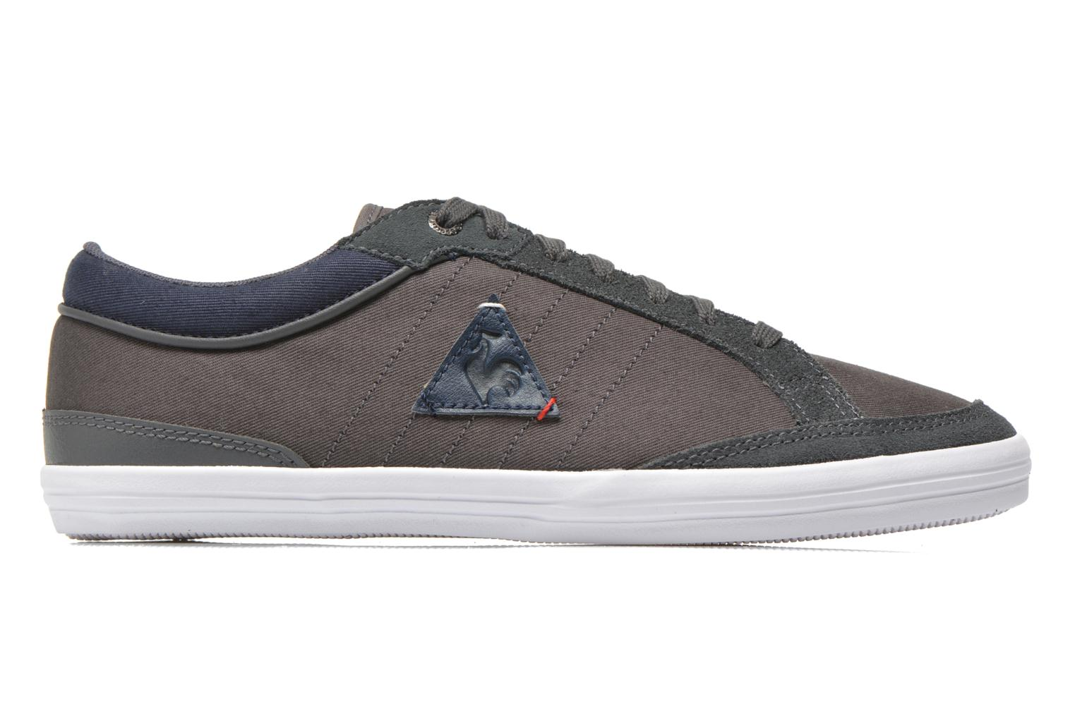 Trainers Le Coq Sportif Feretcraft Twill Cvs Grey back view