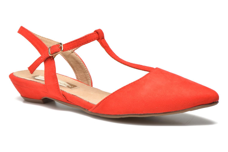 Sandales et nu-pieds Xti Mayotte 30101 Rouge vue détail/paire