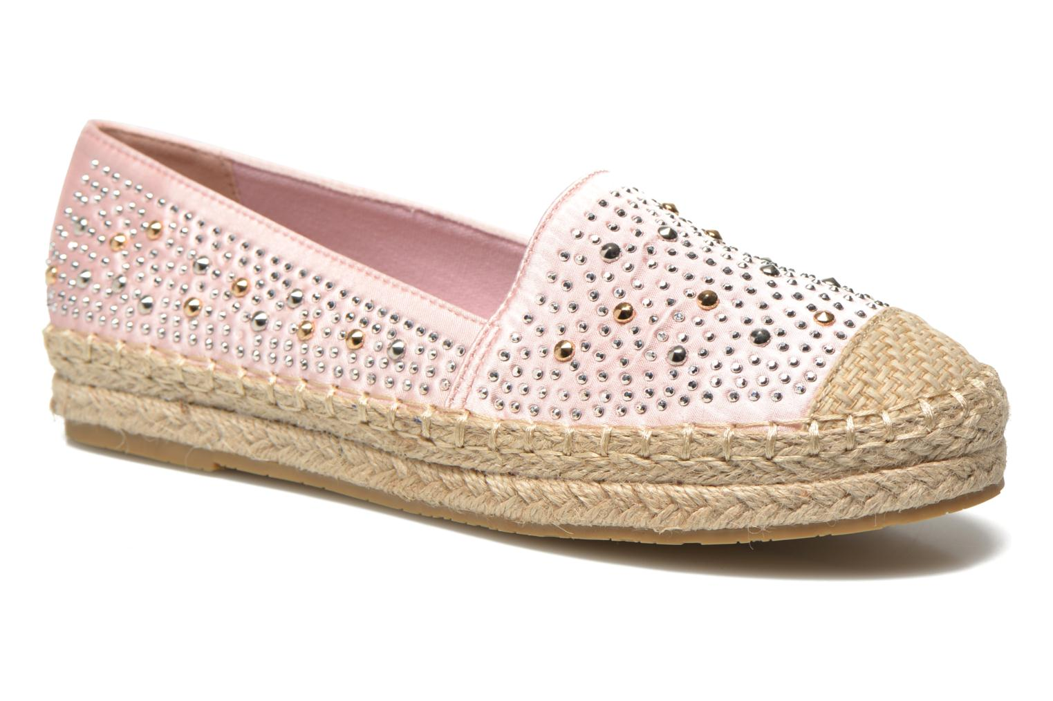 Espadrilles Xti Yaelle 30164 Pink detailed view/ Pair view