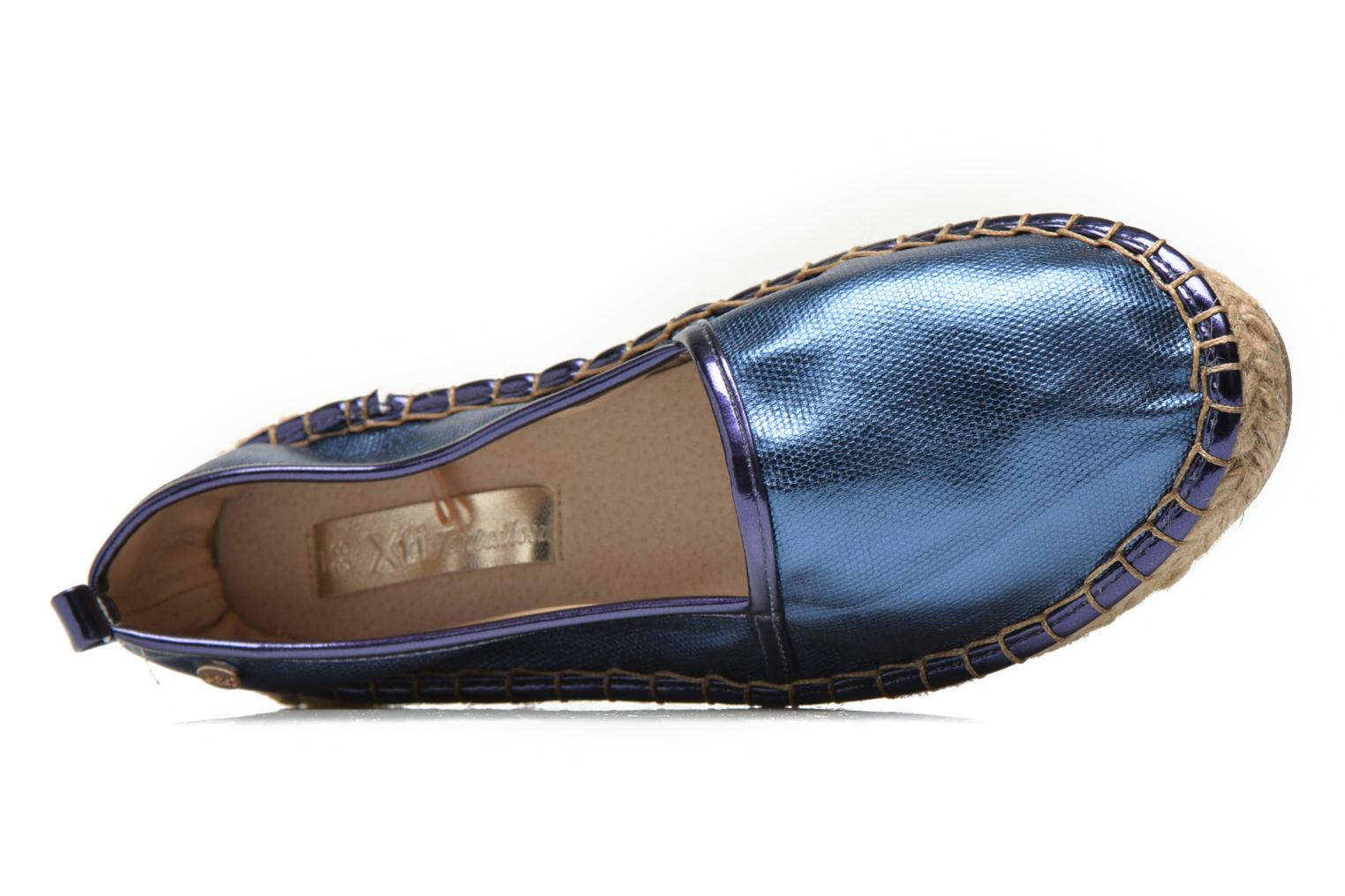 Espadrilles Xti Abel 30171 Blue view from the left