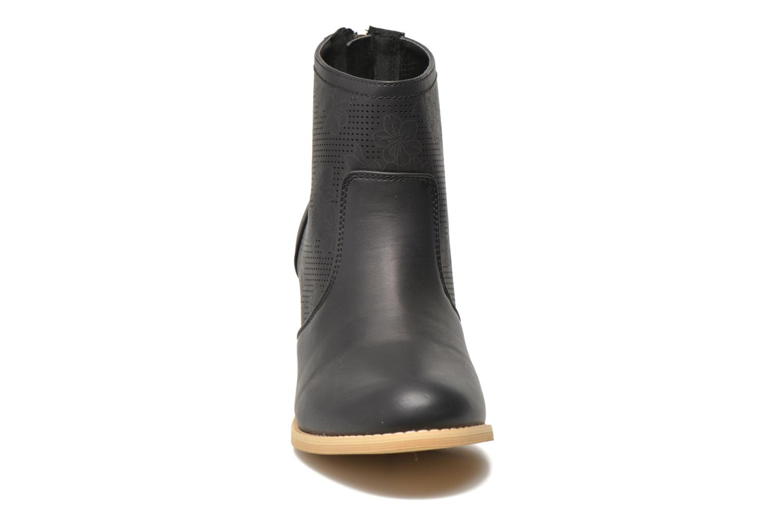 Bottines et boots Xti Naelle 45005 Noir vue portées chaussures