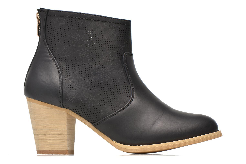Bottines et boots Xti Naelle 45005 Noir vue derrière