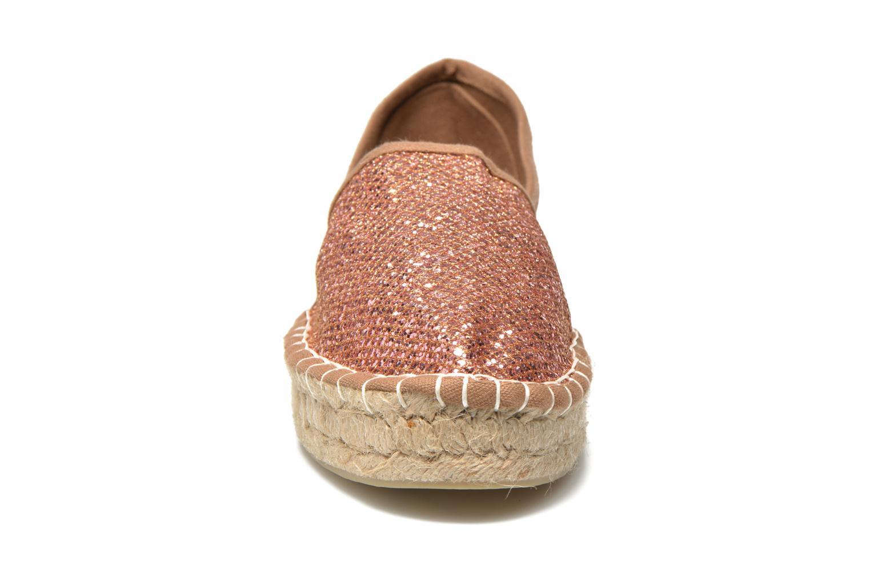 Espadrilles Xti Lyna 45199 Rose vue portées chaussures