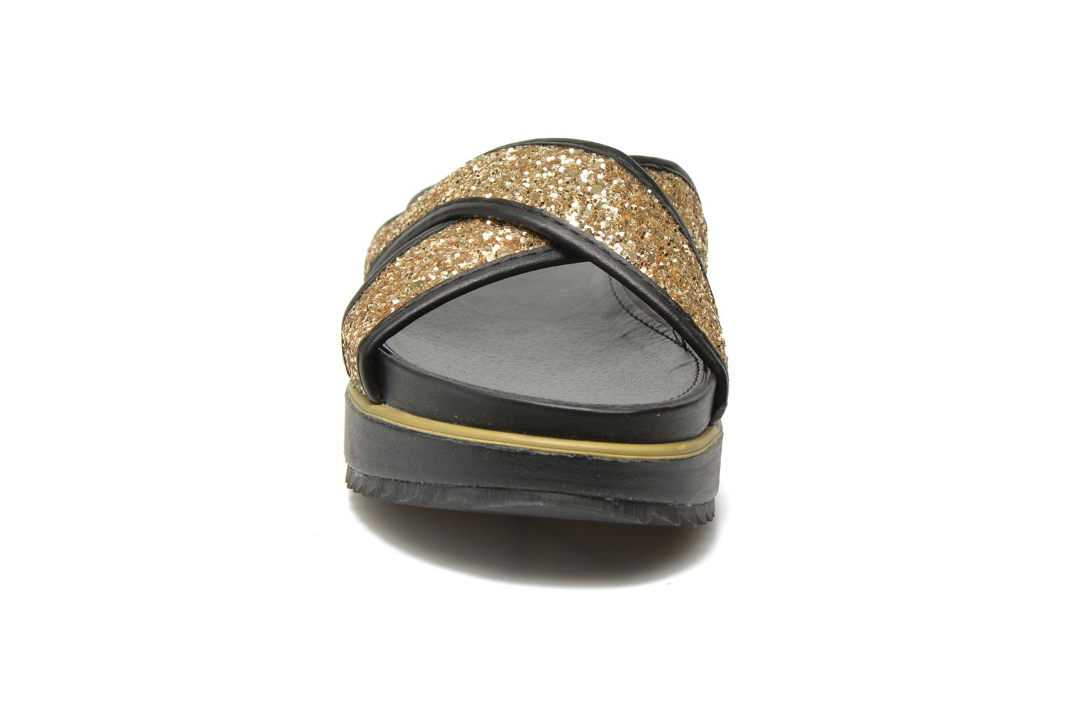 Wedges Xti Levana 45234 Goud en brons model