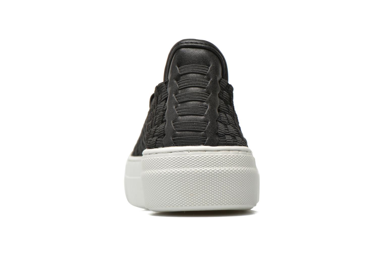 Baskets Xti Tonga 45913 Noir vue droite