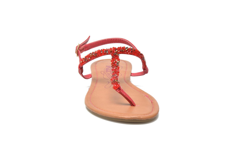 Sandales et nu-pieds Xti Grenade 26915 Rose vue portées chaussures